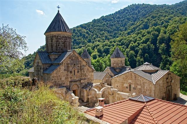 Armenia – co zwiedzić