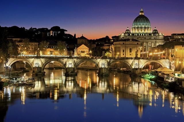 Weekend w Rzymie – część 1
